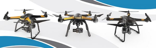 HUBSAN H109S X4 PRO – DRONES