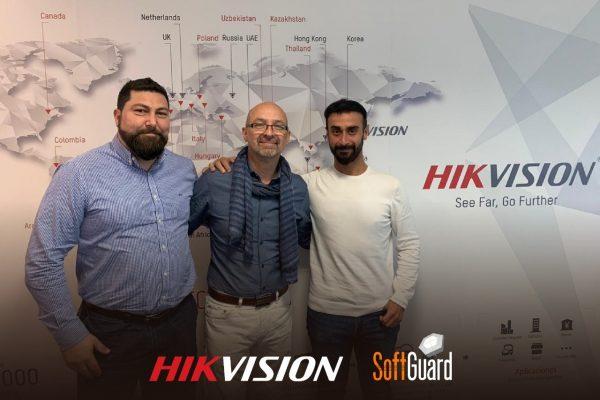 Alianza Softguard – Hikvision – Security One