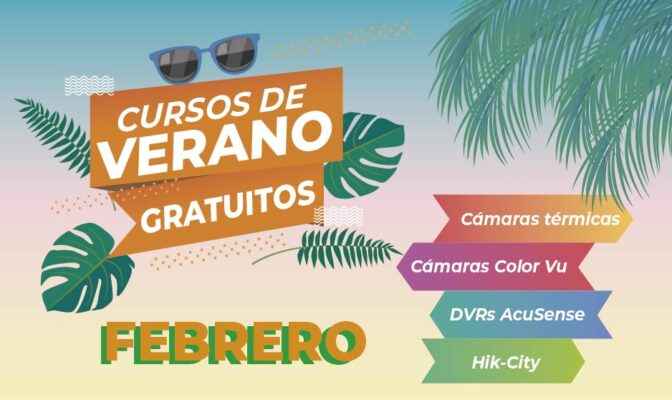 CURSO DE VERANO EN FEBRERO