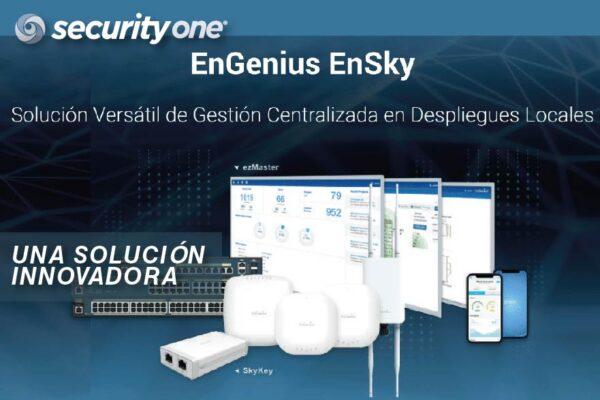 Solución EnSky de EnGenius